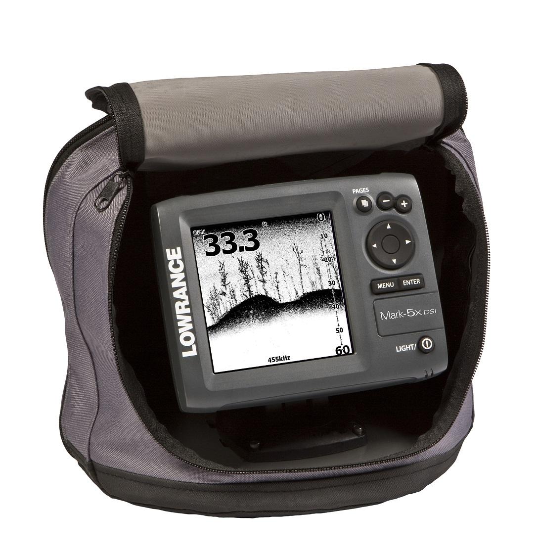 Mark 5x dsi portable fishfinder for Portable fish finder reviews